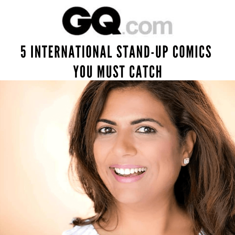5 International Stand-Up Comics You Must Catch