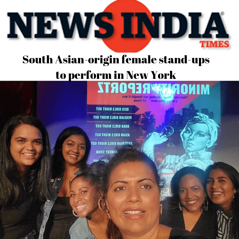 News India Times Features Minority Reportz Desi Girls Independence Night Out